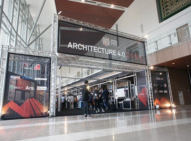 The Architecture 4.0 Zone