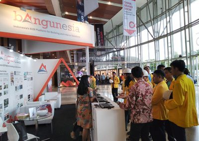Bangunesia is an Indonesia B2B Platform for Building and Interior Solutions