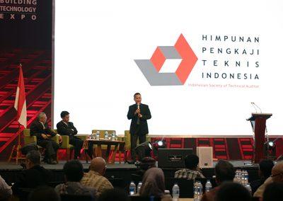 Himpunan Pengkaji Teknis Indonesia on IndoBuildTech Expo 2019