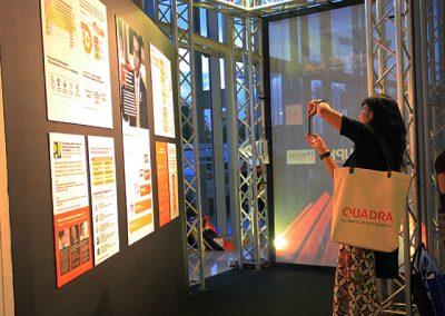 IndoBuildTech Expo 2019 Present Insightful Diorama