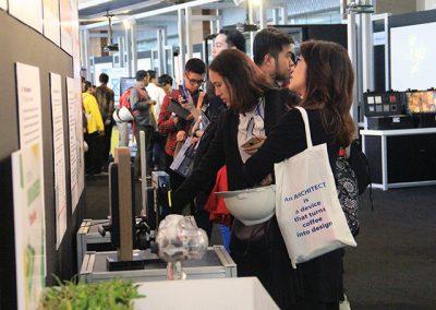 Next Gen Building Material on IndoBuildTech Expo 2019