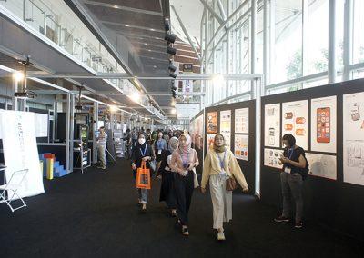 IndoBuildTech  Expo 2019 Dioramas
