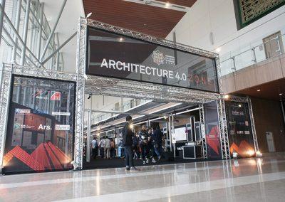 Architecture 4.0 Zone located in Hall 5-6 Pre-Function Area