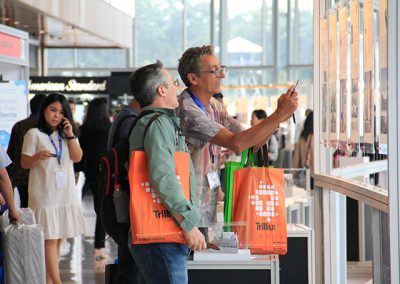 IndoBuildTech Expo 2019 presents the best works from renowned architects and interior designs in the form of mockups and panels