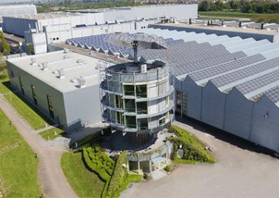 Hansgrohe SE WOG Solarturm