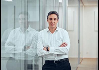 Hansgrohe-Group 2021 CEO Kalmbach Hans Juergen
