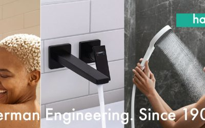 120 Years of Passion, Innovation and a Strive for Perfection – Hansgrohe Writes Bathroom History