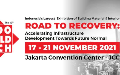 New Date of IndoBuildTech Expo 2021
